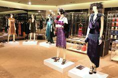 Prada | O Grande Gatsby | Exibição em Xangai