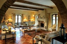 Castello di Reschio, Umbria, Italy, via The Property Files. For sale with Knight Frank.