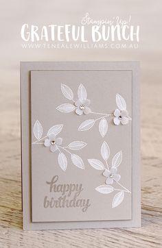 SU! Grateful Bunch stamp set - Teneale Williams