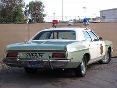 1971 Ford Custom California Cruiser
