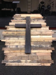 Continue the rustic, imperfect theme during Lent?