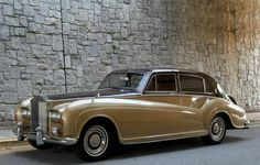 1964 Silver Cloud III LWB chassis CDL79 Saloon by James Young (design SCT100)
