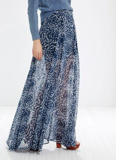 shop pepe jeans london morina long skirt pepe jeans london