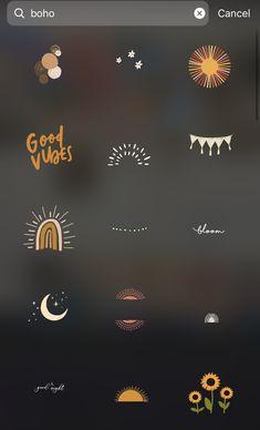 dicas Gifs e stickers fofos para stories Instagram Editing Apps, Gif Instagram, Instagram And Snapchat, Instagram Posts, Creative Instagram Stories, Instagram Story Ideas, History Channel, Instagram Divider, Insta Snap