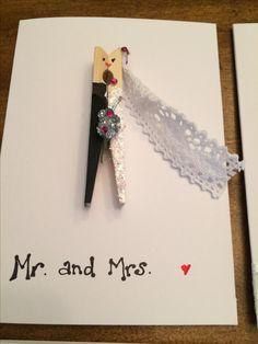 Wedding card diy