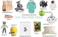 Holiday Week: The Everygirl's Gift Guide  #theeverygirl