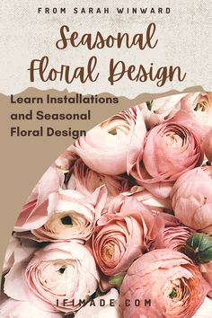 Learn Installations and Seasonal #Floral Design from Sarah Winward Installation #Design ☻ Learn Sarah's... ►Creative process for dreaming up and executing installations... ►Go-to mechanics, materials, and techniques for building ►Retail and wholesale pricing breakdowns ►Approach to recipe writing, sourcing and ordering ♦♦♦ Get the #course Today! Floral Wall, Flower Designs, Paper Flowers, Floral Design, Wedding Inspiration, Retail, Seasons, Writing, Lifestyle