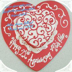 More of our heart cakes, not just for Valentine's Day!   #ejssweets #ejssweets1 #cakesinmcdonough #customcakes #cakelady #cake #instalike #instayummy #instacake #instabaker #ibake #cakebaker #ilovecake #sweettreats #sweetthooth #sweets #bestcustomers #lovewhatido #valentines  #valentinesday #heartcake #romance #valentinescake #rosettes #redvelvetcake