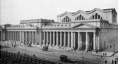And lead us not into Penn Station, 1903-63.  Architects Mckim, Meade & White.