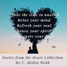 Book Of Poems, Poetry Books, Rest And Relaxation, Relaxation Quotes, Relax Quotes, Human Emotions, Inspirational Message, Faith Quotes, Affirmations