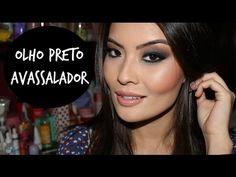 Get Ready With Me | Preto Avassalador - YouTube