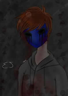 Done with this cutie! Lol, nvm. He's creepy. But anyway, I finished the AT with !! I hope you like! I had fun drawing Jack. I await your part! Jack (c) Creepypasta Art (c) Sonic-bases-4ever