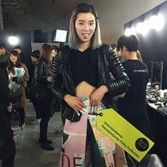 오늘도 상큼한 아이린! #stevejandyonip #15fw #collection #comingsoon #steveyonilive Irene Kim, Girl Hairstyles, Fashion Art, Hair Color, Instagram Posts, Model, Inspiration, Black, Biblical Inspiration