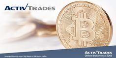 ActivTrades lancia il servizio di trading sulle criptovalute