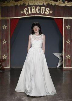 Más de 50 vestidos de novia corte princesa: diseños extraordinarios que no querrás dejar escapar Image: 1