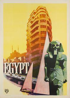 Ihap Hulusi Görey (1889-1986) - Egypt, 1955