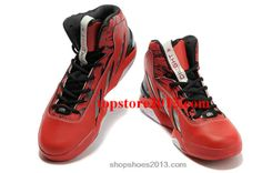 Adidas AdiPower Howard 3 Shoes Black-Varsity Red-White (G47369) #Red