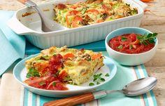 Mittagessen-Ideen - Diät aus Heft 6: Schneller schlank mit dem 30-Gramm-Fett-Trick