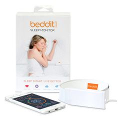 Buy a Beddit Sleep Tracker and start improving your sleep tonight. Beddit is also available in Amazon and Apple Stores near you.