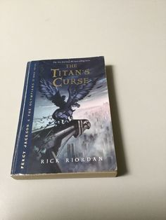 THE TITANS CURSE BK 3, PERCY JACKSON  AND THE OLYMPIANS SERIES