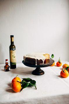 Hummingbird High - A Desserts and Baking Food Blog in Portland, Oregon: Olive Oil Citrus Cake