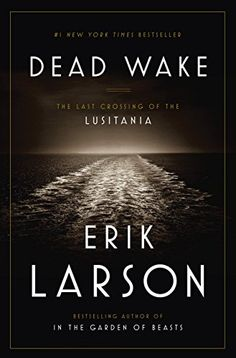 Dead Wake: The Last Crossing of the Lusitania by Erik Larson http://www.amazon.com/dp/B00N6PD3GE/ref=cm_sw_r_pi_dp_H7MAvb1BHPKEK