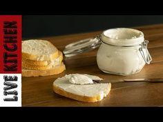 (16) 1 Κιλό Κρέμα τυρί!! (Τύπου Philadelphia Με μόνο 2 ευρώ)Και όμως Αληθινό - YouTube Greek Recipes, Kitchen Living, Camembert Cheese, Side Dishes, I Am Awesome, Dairy, Cream, Cooking, Breakfast