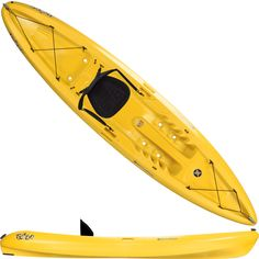 Perception Tribe 11.5 Sit On Top Kayak Only $549 - Perception Tribe 11.5 Kayak loves variety, and is great for ocean or river, waterways or lakes. Tribe 11.5 is very Newbie friendly, so everyone can get a taste of the paddling fun. It is designed with a wide stable hull and rockered bow that handles waves and maneuvers easily on flats. Simple to paddle, carry, and store, this new member of the Tribe won't break the bank. #kayak #perception #SOT #recreationkayak #ad