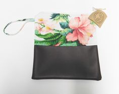 Items similar to Large Clutch-True Leaf Collection on Etsy Handmade Bags, My Etsy Shop, Trending Outfits, Unique Jewelry, Collection, Vintage, Design, Handmade Handbags