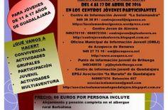 II Encuentro de Centros Jovenes de Guadalajara - http://www.mipuntomap.com/city/guadalajara-spain/event/ii-encuentro-de-centros-jovenes-de-guadalajara/