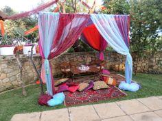 Gazebo draping - SA Wedding Decor