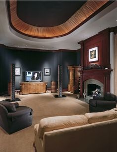 A nice space in which to listen?