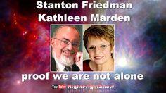 STANTON FRIEDMAN KATHLEEN MARDEN Alien Abductions UFO video Night Fright...