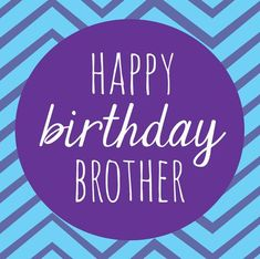 Happy birthday brother by AbbyRoseCardDesigns on Etsy Happy Birthday Brother Quotes, Birthday Wishes For Sister, Birthday Wishes And Images, Happy Birthday Fun, Happy Birthday Greetings, Birthday Messages, Happy Brithday, Birthday Memes, Birthday Ideas