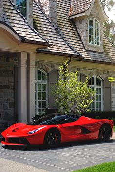 "italian-luxury: ""LaFerrari and the Stable 