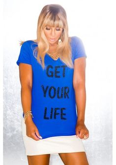 Get Your Life - Tamar Braxton.  #wantthis