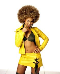 Beyonce as Foxy Cleopatra in 2002's Austin Powers movie Goldmember