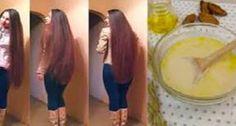 Un ingredient simplu pe care-l ai în frigiderul tău te poate ajuta să-ți crești părul! Aplică-l O DATĂ LA 7 ZILE și PĂRUL tău va crește extraordinar! -