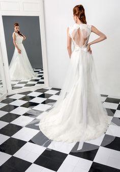 Emerald wedding dress, Love Me Forever 2015 Emerald Wedding Dresses, Stunning Wedding Dresses, Love Me Forever, Bridal Collection, One Shoulder Wedding Dress, Wedding Inspiration, White Dress, Bride, Formal Dresses