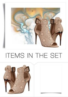 """""""Pure Elegance"""" by for-the-art-of-fashion ❤ liked on Polyvore featuring art"""