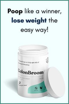 ColonBroom is a safe and effective way to relieve constipation, lose weight, and cleanse your body. Body Cleanse & Detox Dietary Supplement. 60 Capsules Natural Formula With Antioxidants Cleanse Colon & Liver. Ease Constipation & Improve Digestion For Men & Women. Welcome! We've been waiting for you. #detoxdrinks Ways To Relieve Constipation, Body Detox Cleanse, Detox Drinks, Healthy Lifestyle, Waiting, Health Fitness, Lose Weight, Lost, Natural