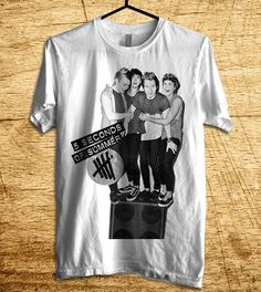 5 Seconds of Summer 5SOS Luke Hemmings Michael by MalaAkfa on Etsy, $19.00