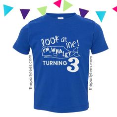 nautical birthday shirt, three year old birthday shirt, birthday shirts for 3 year olds,3rd birthday shirts, boys three year old shirts by PartyTees on Etsy https://www.etsy.com/listing/291593551/nautical-birthday-shirt-three-year-old