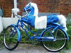 horse bike  :)