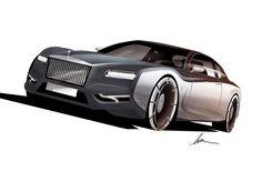 Rolls Royce Silver Cloud GT by pietrekm.deviantart.com on @deviantART