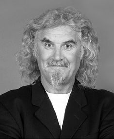 Billy Connolly - the Big Yin - funniest comedian of his generation, also a brilliant actor but at his finest performing stand-up comedy