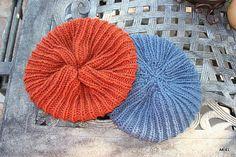 Free Knitting Pattern - Hats: Zombie Killer Slouch Hat