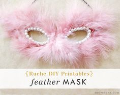 Gathering my best friends together to make masks before the gala, so we could be craftily resplendent. (DIY Feather Mask tutorial from Ruche.)