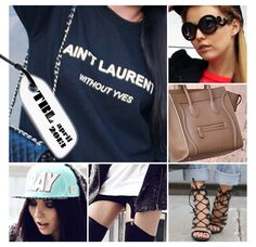 Ain't Laurent without Yves ? you can check the full article here http://www.thebloglabel.com/fashion-blogs-daily-aint-laurent-without-yves/