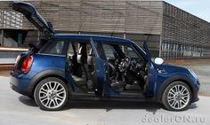Четырехдверный хэтчбек Mini Hardtop 4-door Cooper 2015 (Мини Хардтоп Купер S 2015)